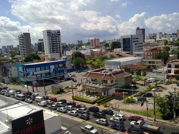 Bairro de Vireiralves em Manaus - Foto Wikimedia