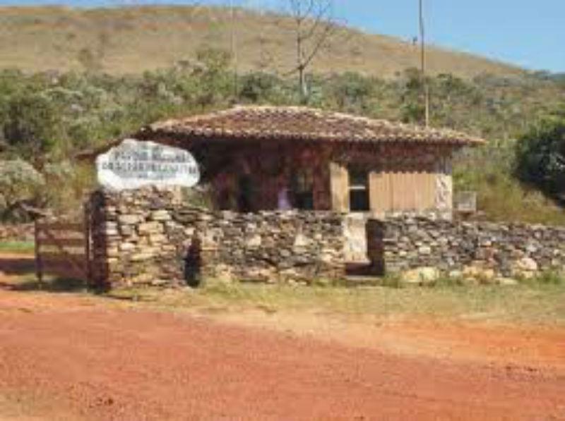 Portaria do parque Foto Senac Minas Gerais