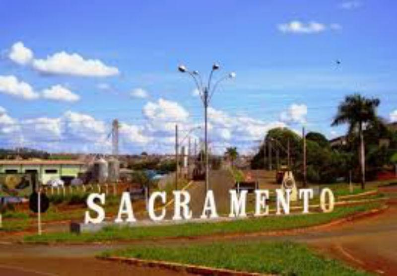 Sacramento Foto Prefeitura da cidade