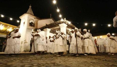 Boa Morte - Festa em Cachoeira - Foto do site Bahia Comenta