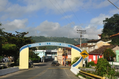 Entrada da cidade de Cachoeira (Bahia) - Foto - Rita Barreto - Bahiatursa.jpg
