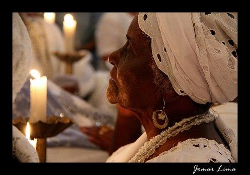 Integrante da Boa Morte - Foto Jomar Lima