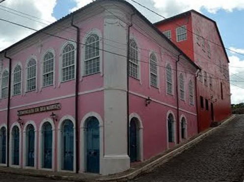 Sede da Irmandade da Boa Morte em Cachoeira - Foto - site upb.org.br