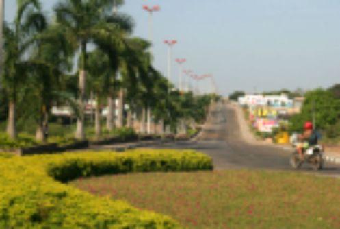 As avenidas largas de Boa Vista - Foto Tiago Orihuela