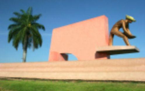 Monumento em Boa Vista -Tiago Orihuela