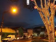 Decoração de Natal em Guararema, São Paulo - Brasil