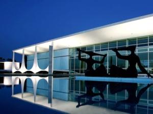 Oscar Niemeyer - Brasília