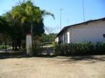 Casas onde moravam os colonos italianos que trabalhavam na fazenda - Solar das Andorinhas - SP - Brasil