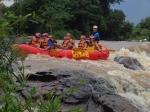 Rafting no Rio Atibaia - Solar das andorinhas - SP - Brasil