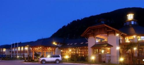 Hotel Loberias del Sur, Patagônia chilena