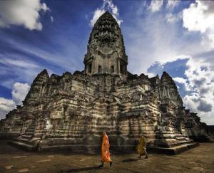 Templos de Angkor Vat, Camboja