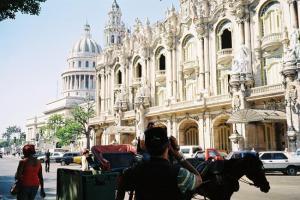 Centro histórico de Havana, Capital de Cuba