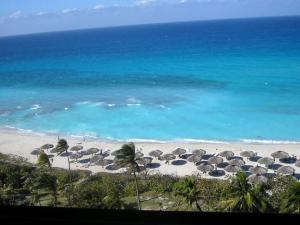 Varadero, praia de Cuba
