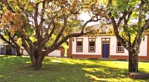 Casas coloniais de Tiradentes, Minas Gerais