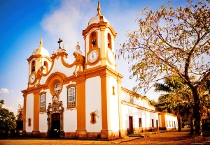 Matriz de Santo Antônio - Tiradentes, Minas Gerais