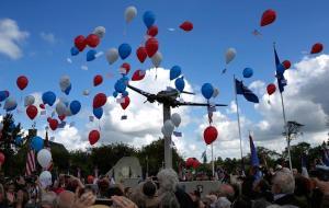 Comemorações do 70o aniversário do Desembarque dos Aliados na Normandia