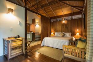Quarto no Aanavilhanas Jungle Lodge, Amazonas, Brasil(1)