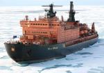 Navio quebra-gelo - Lapônia