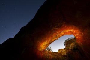 Pedra Furada do Gongo1 - Foto de André Pessoa