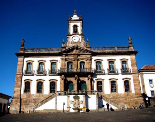 Museu da Inconfidência, Ouro Preto, Minas.