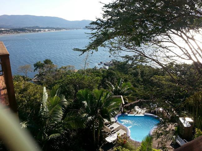 Praia Mole, em Florianópolis, Santa Catarina