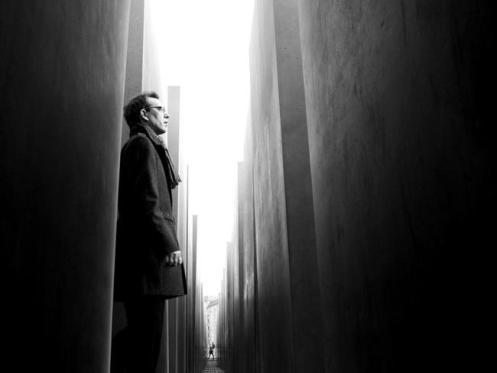 O imenso Memorial do Holocausto, em Berlim.