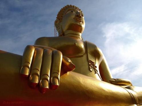 A Colina do Buda é um dos principais locais de peregrinação de Pattaya.