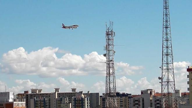 Aeroporto de Caldas Novas - Goiás