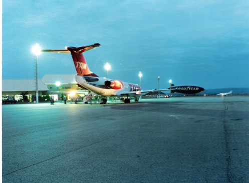 Aeroporto de Caldas Novas