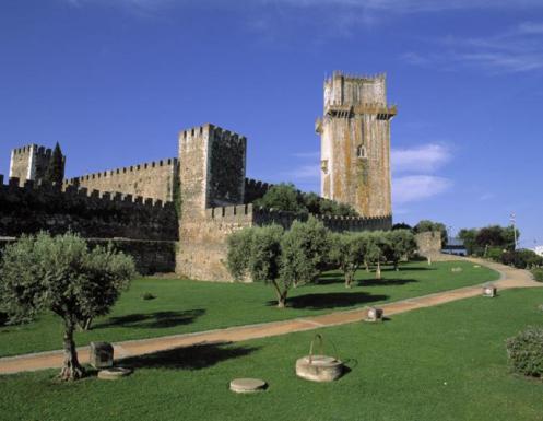 Castelo da Beja, no Alentejo