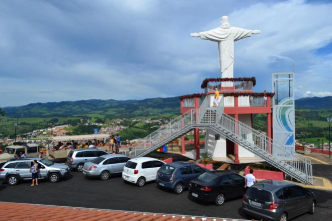 Mirante do Cristo - Socorro - SP