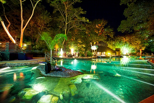 Parque das Fontes - Vitrine Turismo