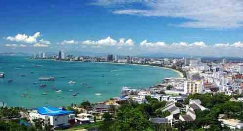 Pattaya - cidade