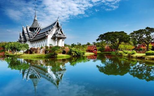 Pattaya merece o título de cidade encantada.