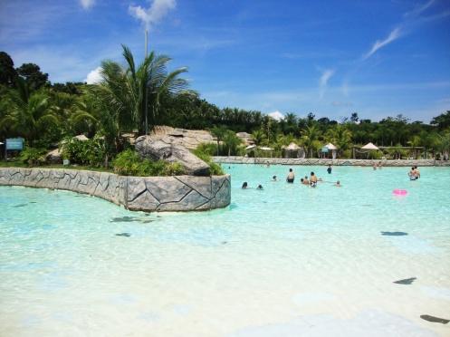 Praia do Cerrado - Hot Park