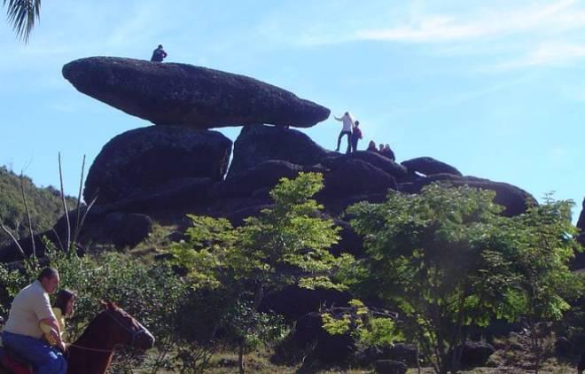 Serra de Caldas - Goiás