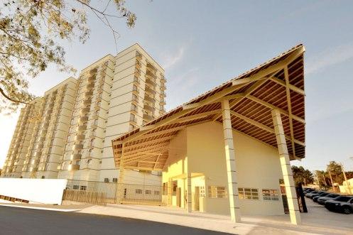 Um dos hotéis do Grupo diRoma