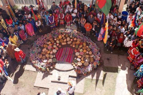 Festa da Pachamama