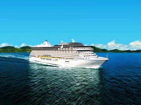 Alguns dos antigos impérios são conhecidos nesta viagem de 15 dias a bordo do Riviera, navio de luxo da Ocean Cruises.