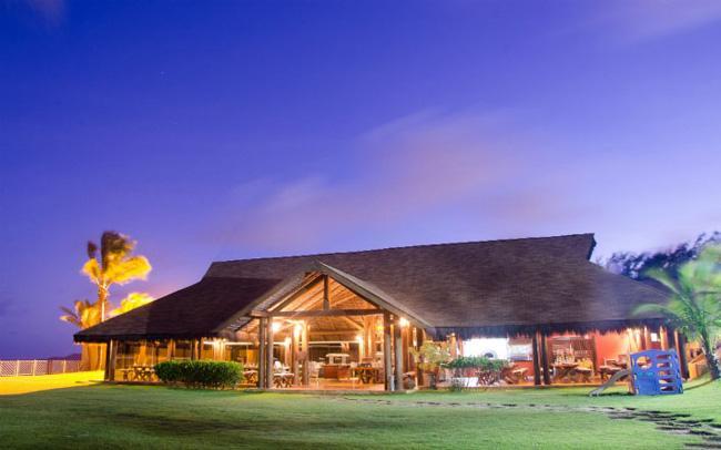 Restaurante Takuapu, no Hotel Pestana de Natal, a linda capital do Rio Grande do Norte.