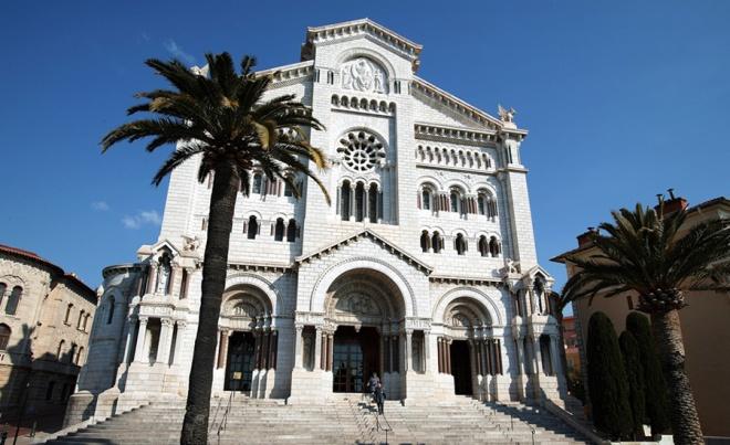 Catedral de Mônaco