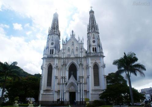 Catedral de Vitória.
