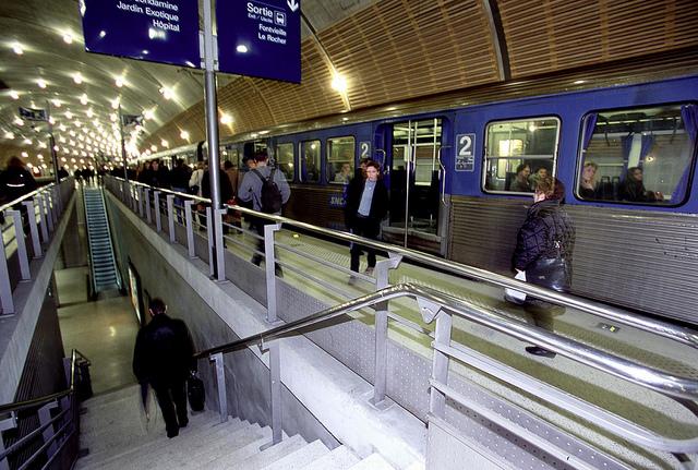 Estação do trem turístico de Mônaco