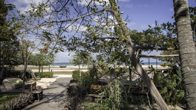 Pousada Vila Kalango, também em Jericoacoara, Ceará.