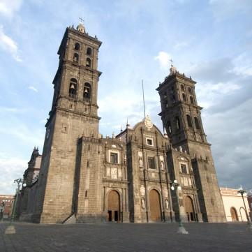 Catedral de Puebla, México
