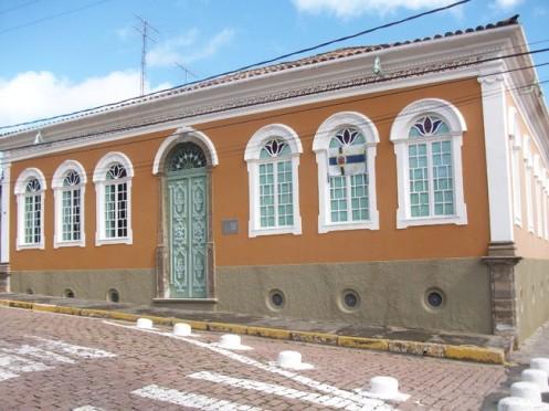 A Casa Imperial, arquitetura colonial em Itu