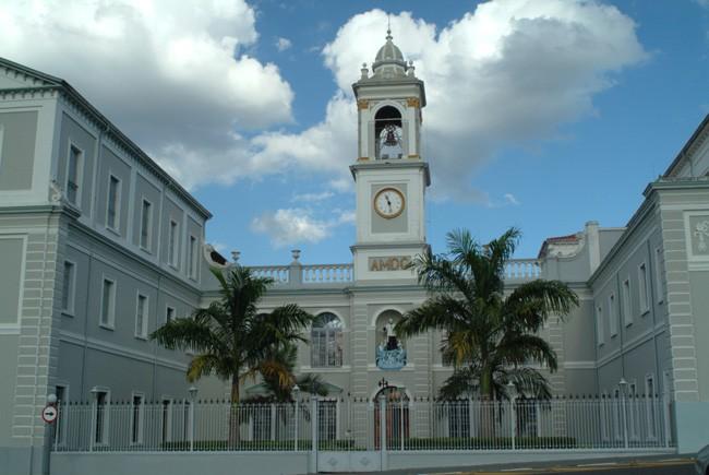 Cidade histórica, rica e opulenta, Itu conserva muitos edifícios construídos há séculos.