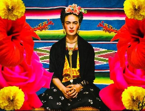 Frida Kahlo em grande exposição no Instituto Tomie Ohtake, em São Paulo