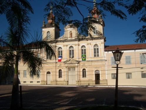 Igreja Nossa Senhora do Patrocínio, em Itu