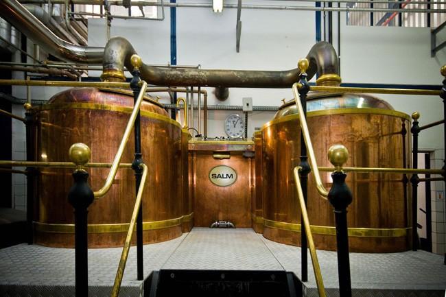 Krug, cerveja de raiz, em MInas Gerais